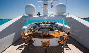 Charter Yacht OHANA Sold and Renamed RHINO