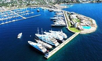 New Superyacht Marina bringing Turkish Riviera into Charter Spotlight