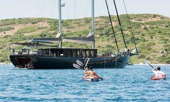 S/Y 'Rox Star' Cruising the Mediterranean