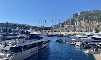 Doors open at Monaco Yacht Show 2021