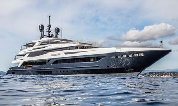 Last chance to book 55m luxury yacht SEVERIN'S for Balearics charter
