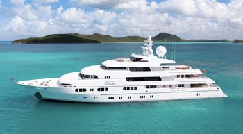 The Crown: scenes to be filmed aboard 73m superyacht TITANIA for latest series