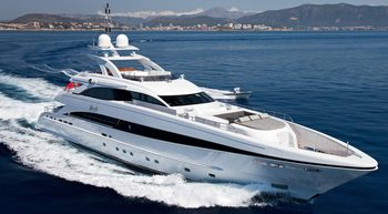 Last chance to book Mediterranean yacht charter onboard MY JEMS