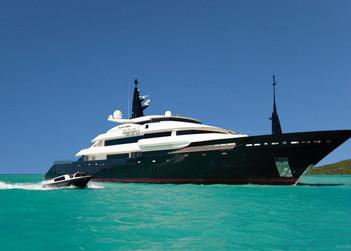 Alfa Nero yacht charter in Monaco
