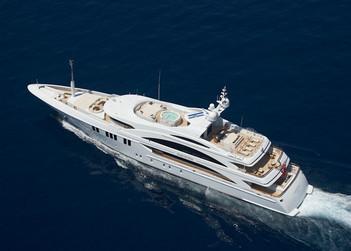 Mimi yacht charter in Monaco