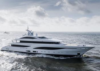 Arrow yacht for charter