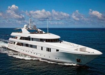 Rhino yacht charter in Windward Islands