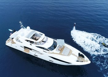 Maoro yacht charter in The Balearics
