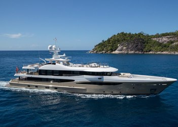 Lili yacht charter in Norway