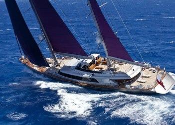 Baracuda Valletta yacht charter in Nafplion