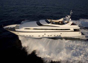 Mamma Mia yacht charter in Barbados