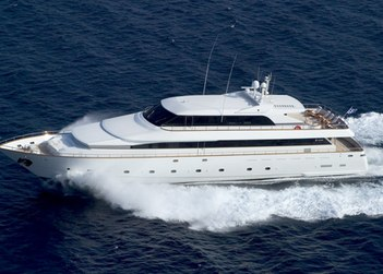 Let It Be yacht charter in Ionian Islands