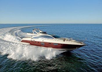 Duke yacht charter in Naxos