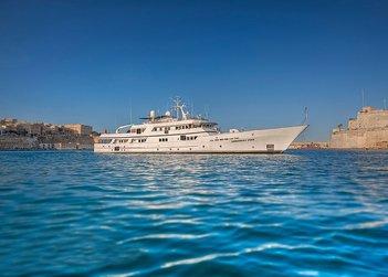 Sanssouci Star yacht charter in Malta