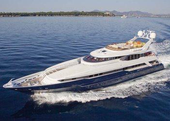 Daloli yacht charter in Greece