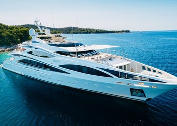 Africa I yacht charter in Belize