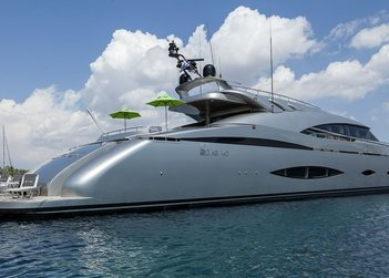 My Toy yacht charter in Sporades