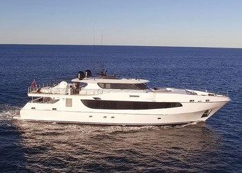 Sahana yacht charter in The Kimberley