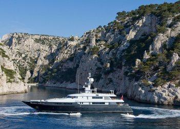 Mariu yacht charter in Nafplion