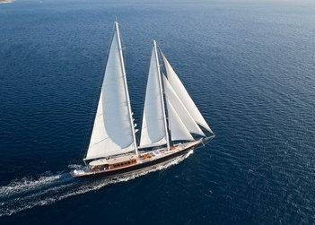 Aria I yacht charter in Bodrum