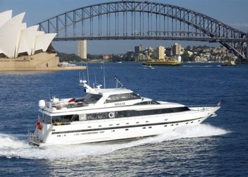 Hillsy yacht charter in The Kimberley