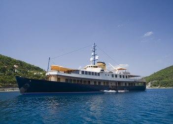 Seagull II yacht charter in Malta