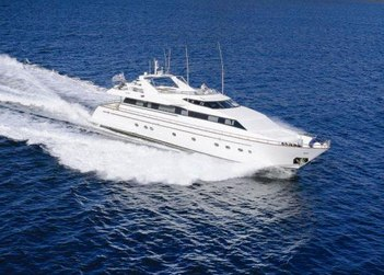 Absolute King yacht charter in Cyclades Islands