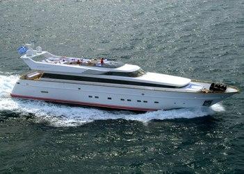 Benik yacht charter in Naxos