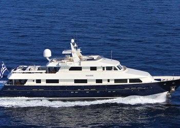 Magix yacht charter in Sporades