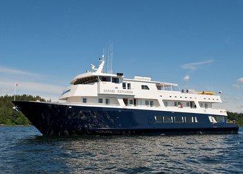 Safari Explorer yacht charter in North America