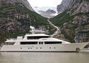 Serengeti yacht charter in North America