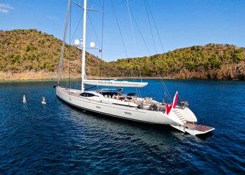 Palmira yacht charter in The Balearics