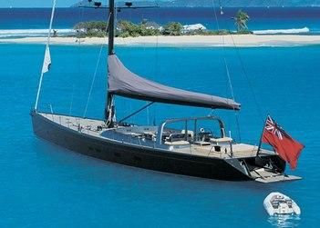 Wally B yacht charter in Malta