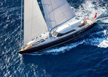State of Grace yacht charter in Antigua