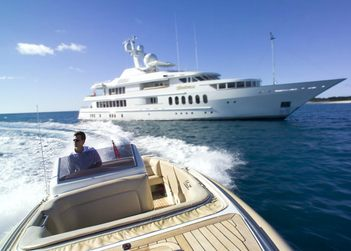 Sea Huntress yacht charter in Corsica