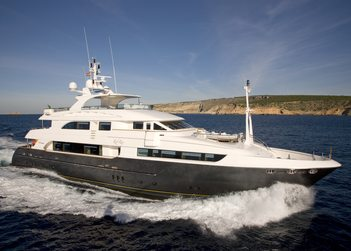 Komokwa yacht charter in North America