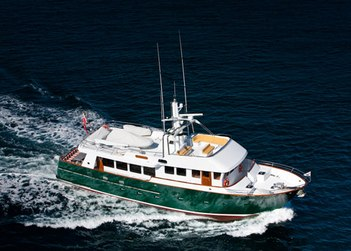 Escapade yacht charter in New Zealand