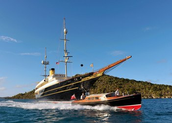 Nero yacht charter in St Vincent and the Grenadines
