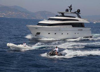 Indigo yacht charter in Norway