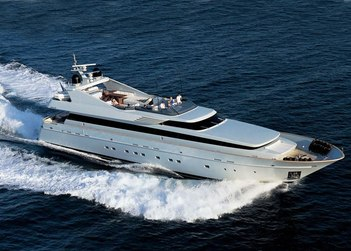 Kintaro yacht charter in Ionian Islands