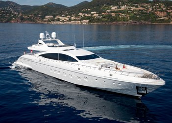 AAA yacht charter in France