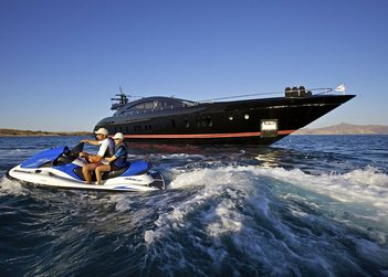 O'Pati yacht charter in Ionian Islands