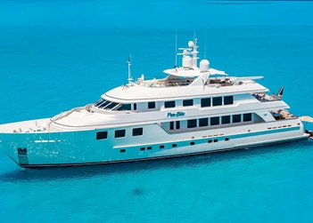 Pure Bliss yacht charter in Bahamas