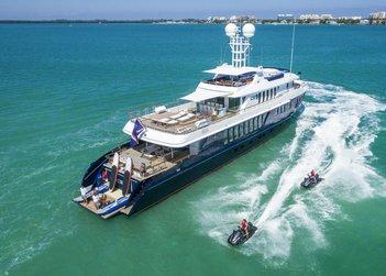 Ice 5 yacht charter in Saint Martin