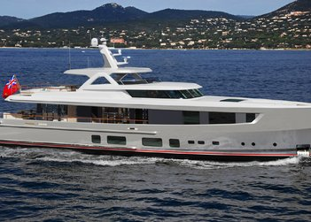 Delta One yacht charter in Spain