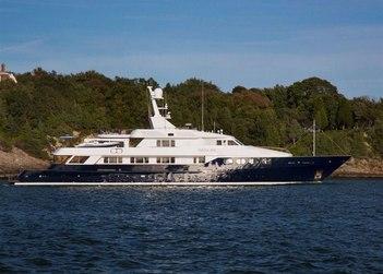 Chantal Ma Vie yacht charter in Alaska