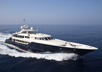 Ledra yacht charter in Milos