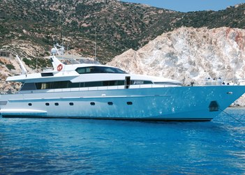 My Way yacht charter in Spetses