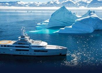 Cloudbreak yacht charter in Madagascar