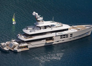 Big Fish yacht charter in Thailand